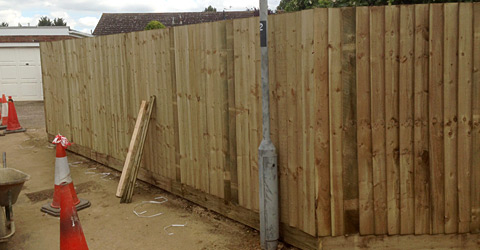 Fencing Jrs Landscaping