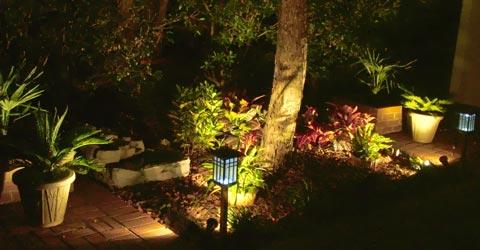 Garden lighting & Outdoor Lighting u2013 JRS Landscaping azcodes.com