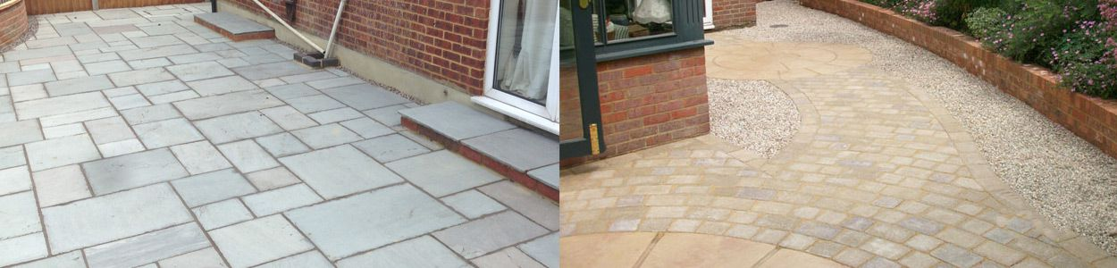 Variety of paving solutions