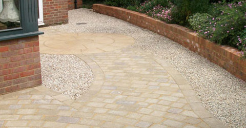 Specialists in block paving
