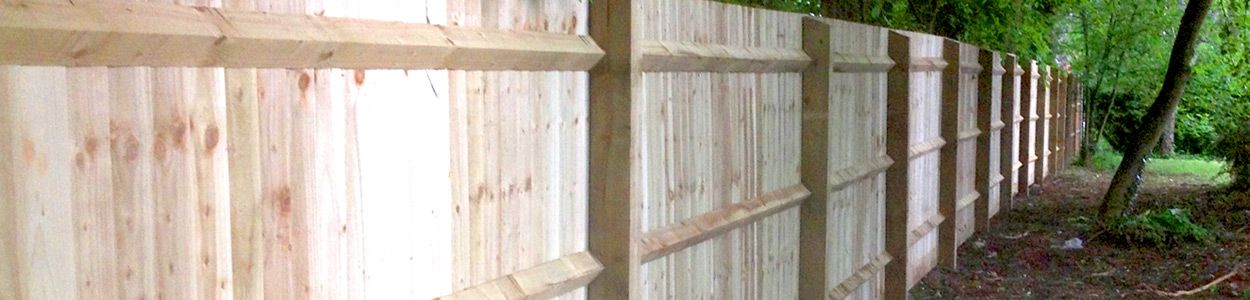 All types of fence repairs